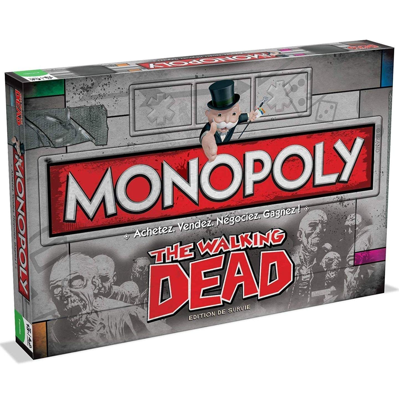 Monopoly The Walking Dead (VF)