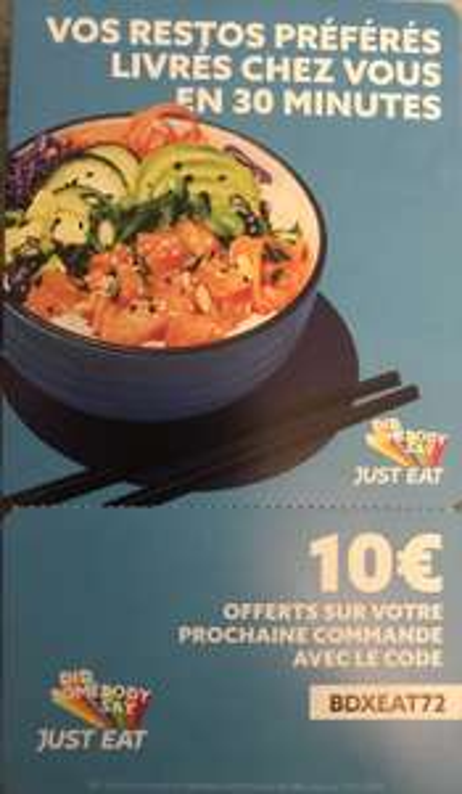 10€ de réduction dès 18€ d'achat - Bordeaux (33)