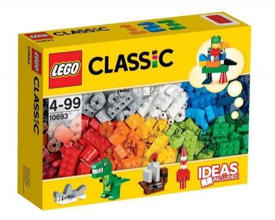 Lego Classic 10693 - Le complément créatif