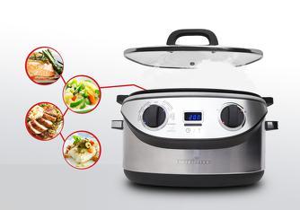 Multicuiseur Kitchen Cook (8 programmes de cuisson)