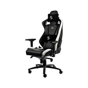 Chaise Gaming Noblechairs Epic - Édition SK Gaming, Noir