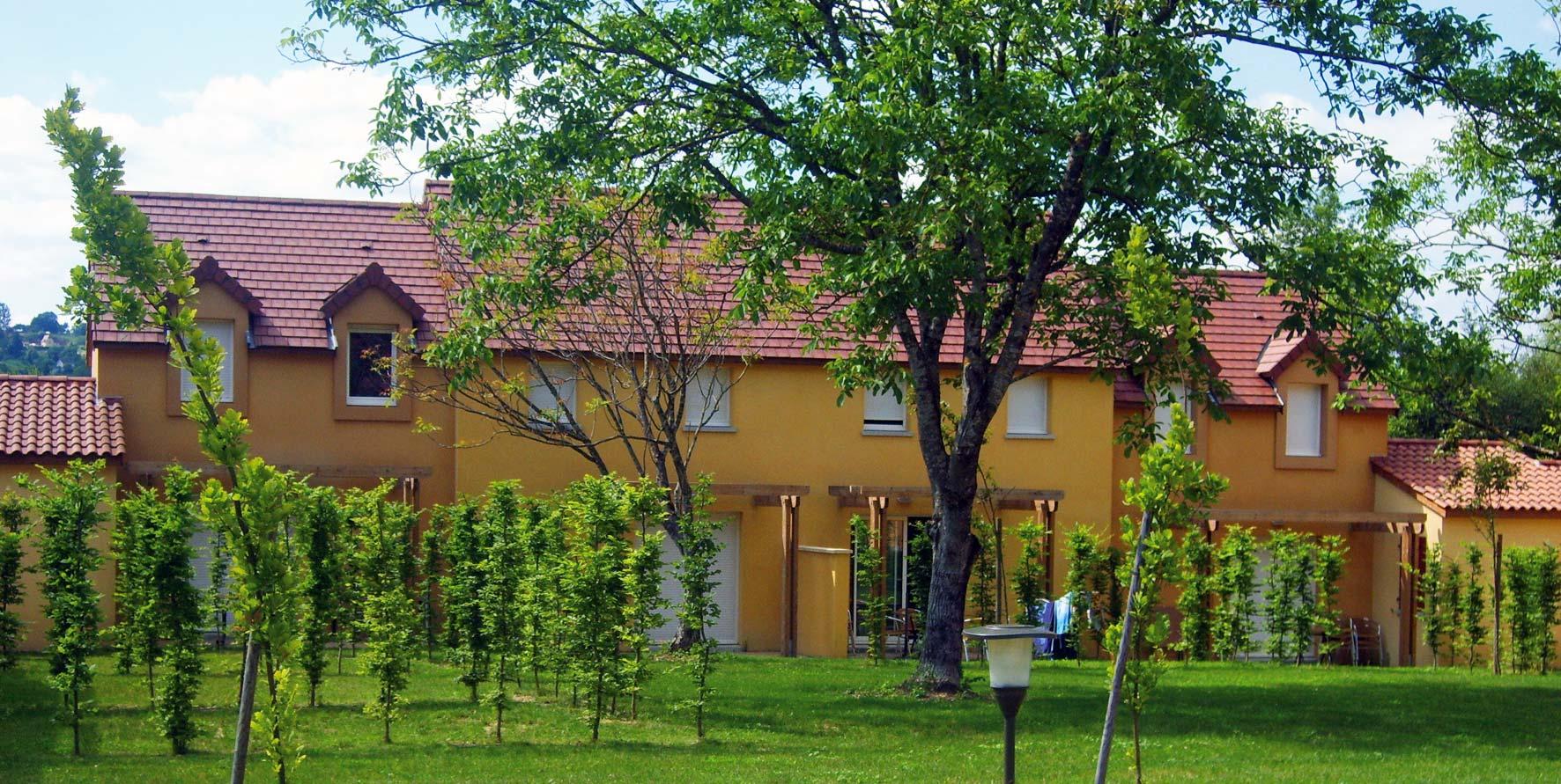 Location maison pour 4 personnes du 28/09 au 5/10 pendant 7 nuits aux bastides de Lascaux à Montignac - vacances-lagrange.com