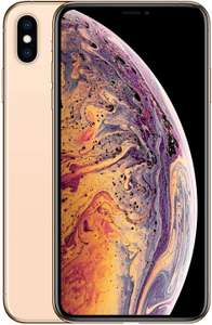 "Smartphone 6.5"" Apple iPhone XS Max  - 64 Go, Or"