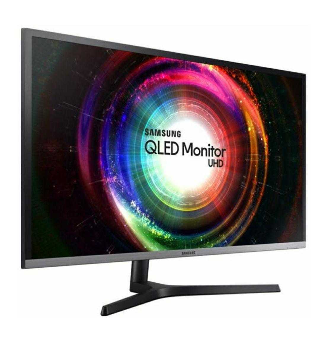 """Écran PC 32"""" Samsung U32H850 Quantum Dot - 4K UHD, 3840x2160, QLED VA 4 ms"""