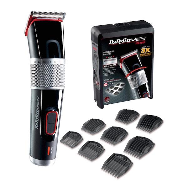 Tondeuse cheveux Babyliss E980E Pro 45 Intense