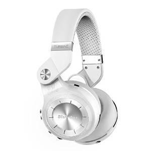 Casque sans fil Bluetooth Bluedio T2S - Blanc