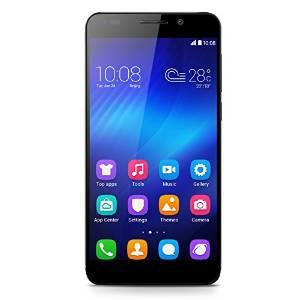 "Smartphone 5"" Honor 6 - 16Go, Full HD, Noir"