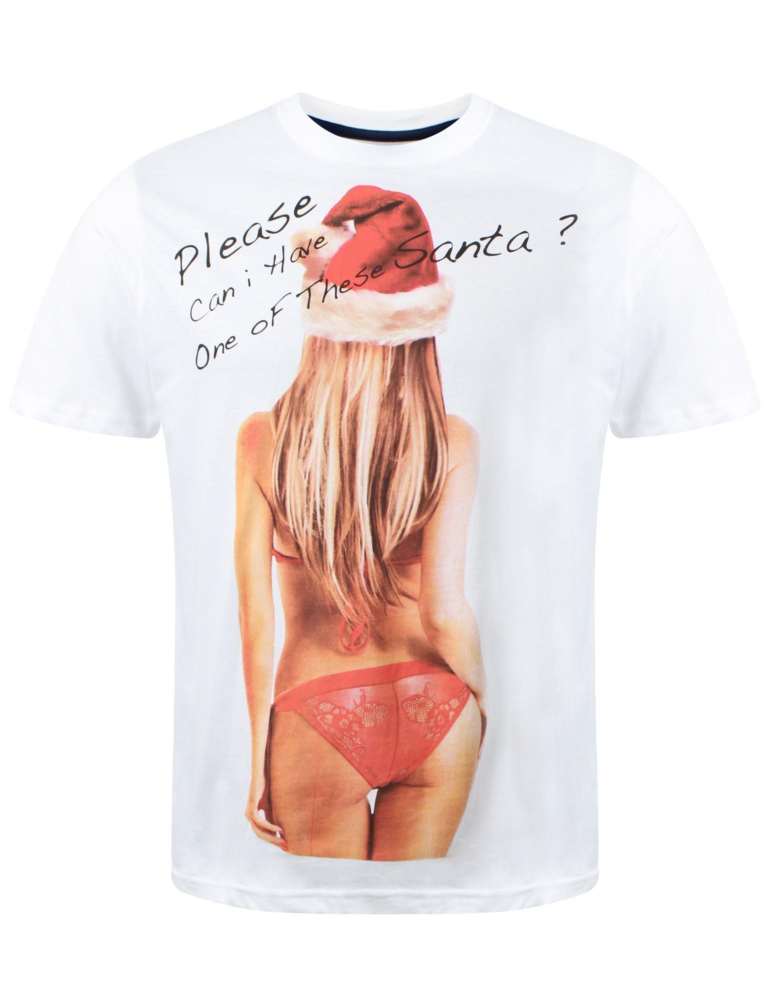 24% de réduction sur une sélection d'articles de moins de £10 - Ex : T-shirt Merry Christmas homme