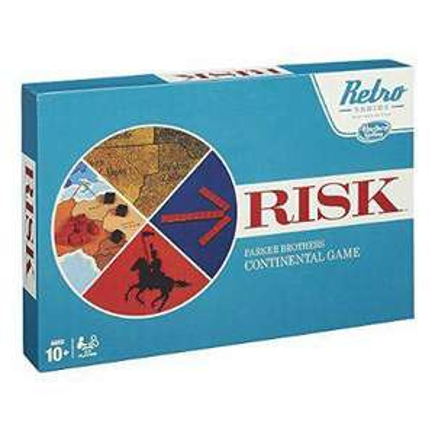 Jeu Risk - Edition Rétro Collector