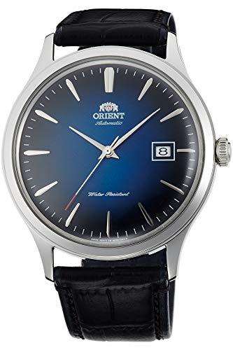 Montre automatique Orient FAC08004D0 - Bracelet cuir, boitier 42mm
