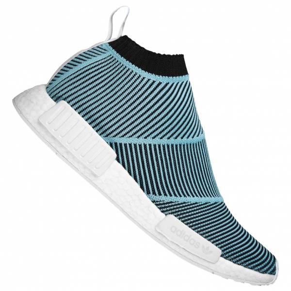 Sélection d'articles en promotion - Ex:  Chaussures Adidas Originals NMD-CS1 Boost Parley Primeknit Sneaker (plusieurs tailles dispo)