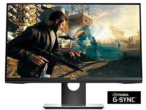 """Écran PC 24"""" Dell S2417DG - 2560x1440, 165 Hz, G-Sync"""