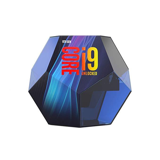 Processeur Intel i9-9900K - 16 Mo de cache, jusqu'à 5,00 GHz