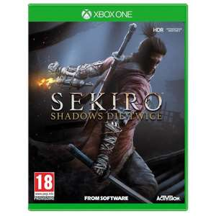 Sekiro : Shadows Die Twice sur Xbox One (29.99€ via le code RAKUTEN5)