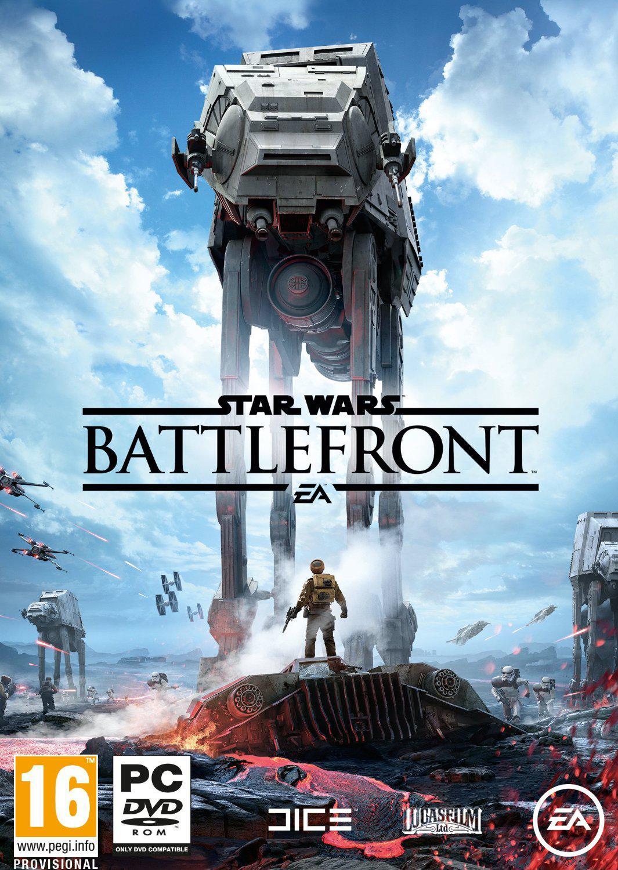 Star Wars : Battlefront sur PC (Version Boîte)