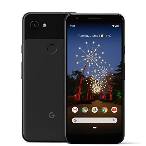 """Smartphone 5.6"""" Google Pixel 3a - full HD+, SnapDragon 670, 4 Go de RAM, 64 Go (vendeur tiers)"""