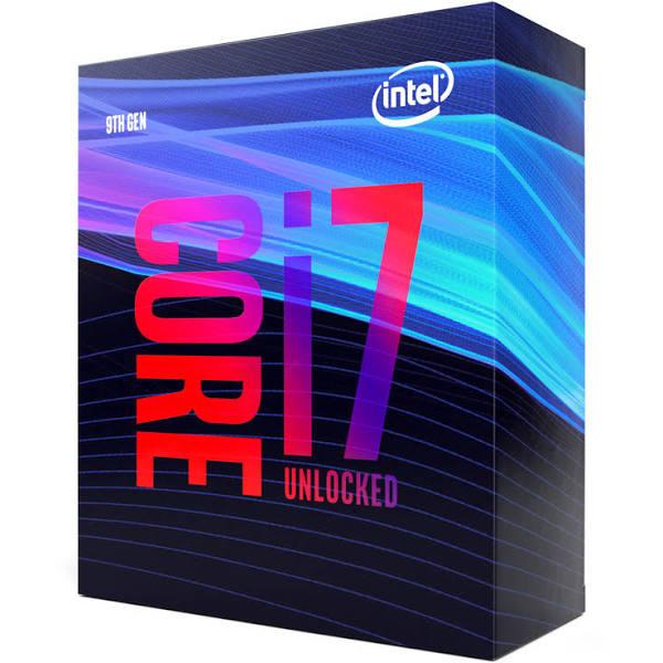 Processeur Intel Core i7 9700K - 4.3Ghz (425.90€ avec le code WELCOME109)