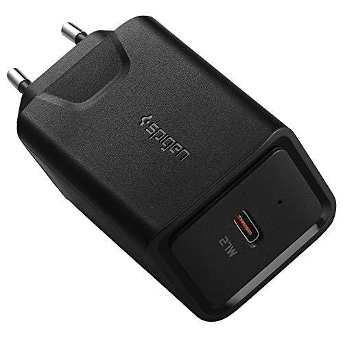 Chargeur secteur rapide Spigen USB C 27W SteadiBoost power delivery 3.0 (vendeur tiers)