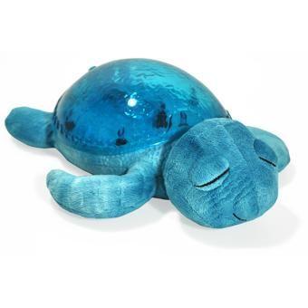 Veilleuse musicale Tranquil Turtle Cloud B - Bleu