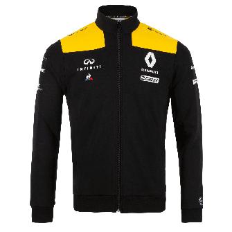 20% de réduction sur les vestes et Sweat Le Coq Sportif Renault F1 - Ex : Sweat Team 2019 - Noir pour Homme (shop.renaultsport.com)