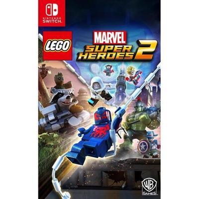 Lego Marvel Super Heroes 2 sur Switch