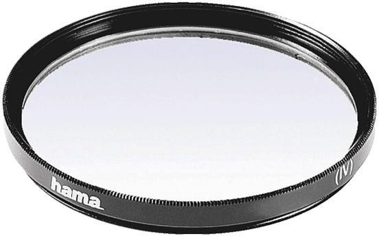 Filtre de protection pour objectif photo Hama UV 390 - 58 mm