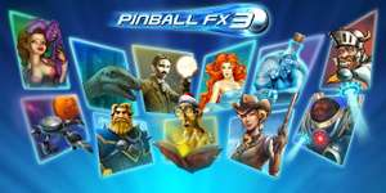 Sélection de jeux Pinball FX3 Nintendo Switch en promotion - Ex Iron & Steel Pack (Dématérialisé)