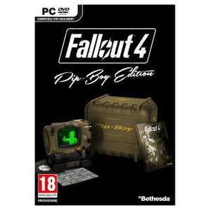 Fallout 4 Edition collector Pip Boy PC