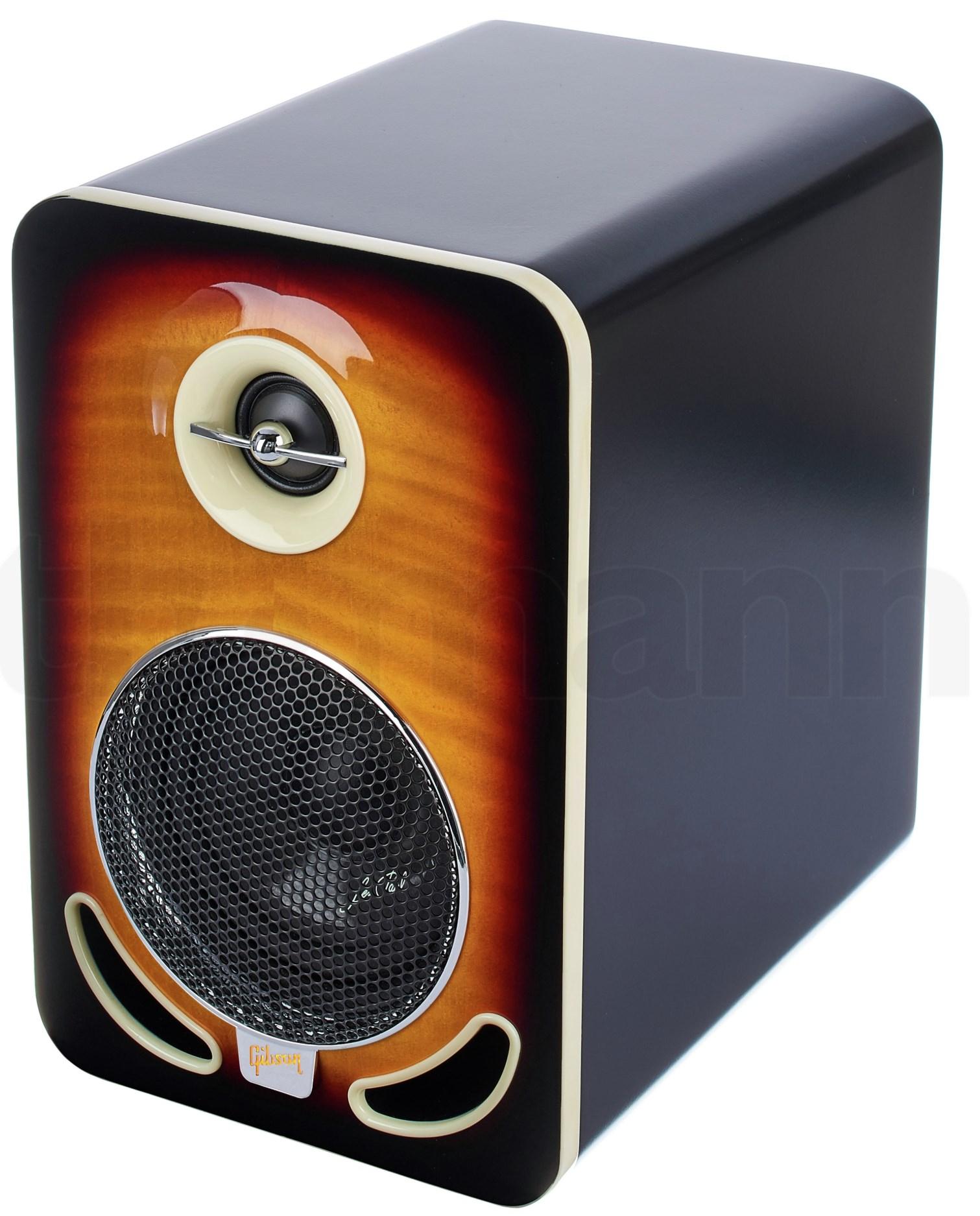 Enceinte monitoring Gibson Les Paul active