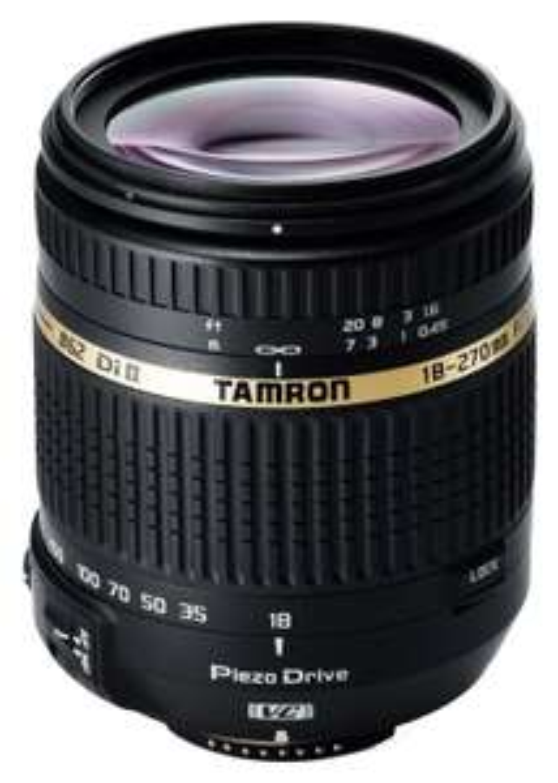 Objectif Tamron 18-270 mm - Monture Nikon