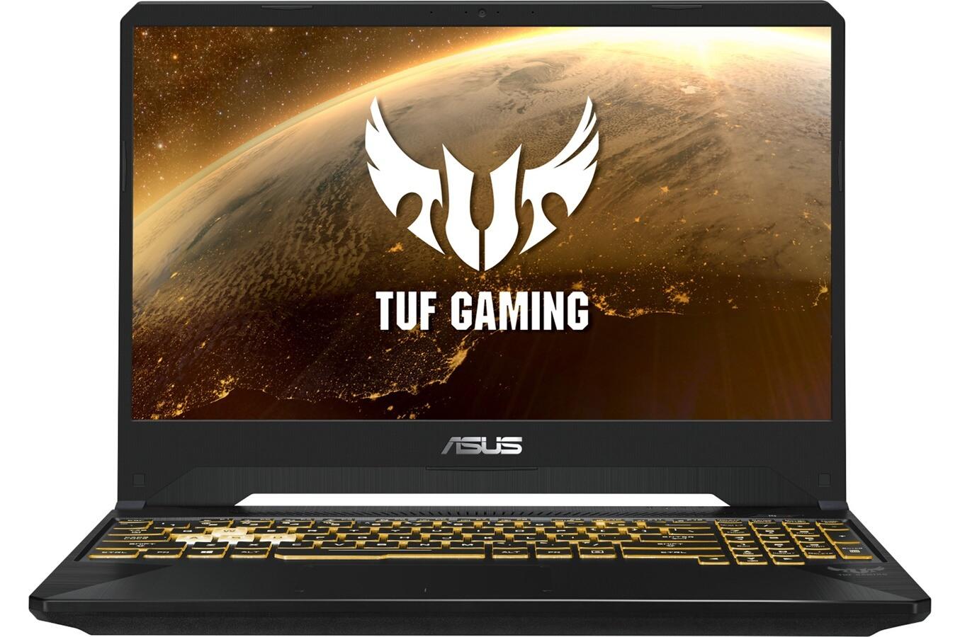 """PC Portable 15.6"""" Asus TUF565DV-AL079T - Full HD, Ryzen 7-3750H, RTX 2060 6 Go, RAM 16 Go, SSD 512 Go"""