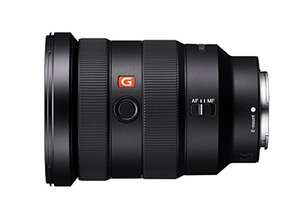 Objectif photo grand-angle Sony FE 16-35mm f2.8 G Master - monture Sony FE