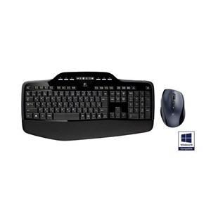 Pack logitech clavier-souris sans fil - MK710