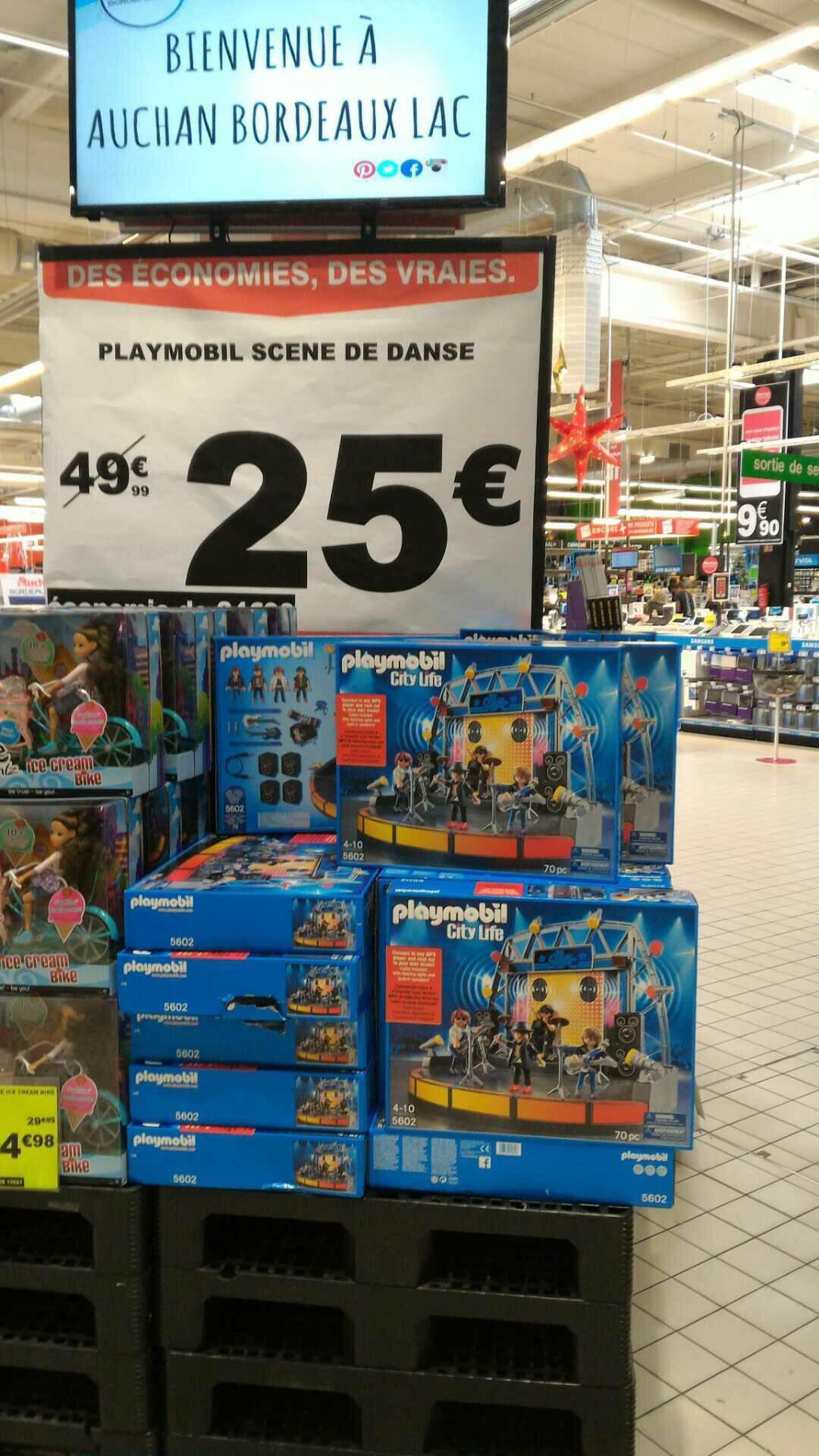 Playmobil 5266 Club enfants avec piste de danse