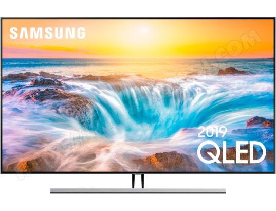 """TV 75"""" Samsung QE75Q85R - QLED, UHD 4K, HDR (Via ODR de 400€)"""