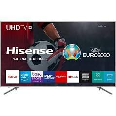 "TV 75"" Hisense H75B7510 - Full LED, Dalle VA, 4K UHD, HDR, Dolby Vision"