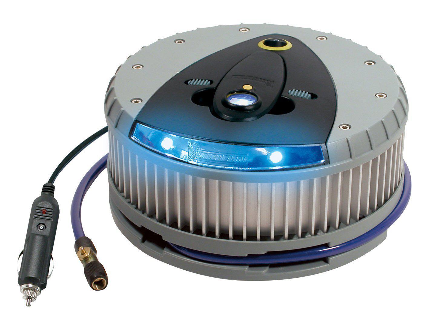 Compresseur Michelin 009521 - 12V à Manomètre Externe