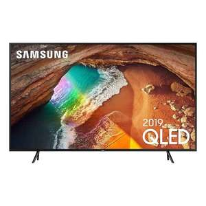 "TV 55"" Samsung QE55Q60 - QLED, 4K UHD, HDR 10+, Smart TV"