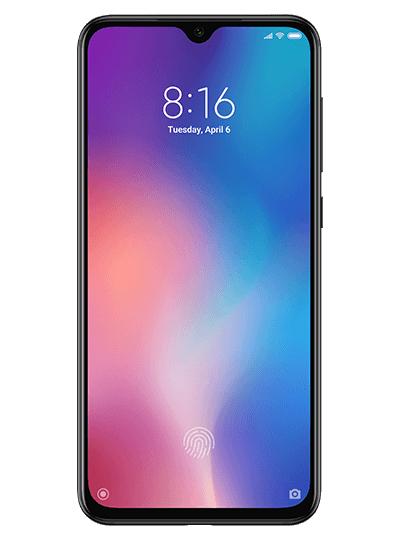 """Smartphone 5.97"""" Xiaomi MI9 SE - 64Go, 6Go de Ram, Noir ou Violet (via ODR de 30€)"""