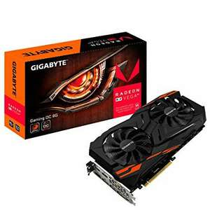 Carte graphique Gigabyte AMD Radeon RX Vega 64 Gaming OC - 8Go