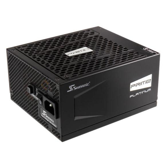 Alimentation PC Seasonic Prime Ultra 80 Plus Platinum - 750w, Modulaire (+10€ En bon d'achat)