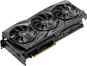 Carte Graphique Asus Geforce RTX 2080 ROG STRIX 8 Go + Call of Duty Modern Warfare