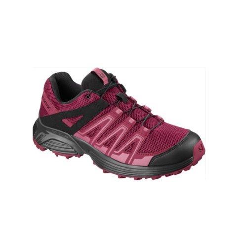 Chaussures de trail rose femme Salomon - Du 36 1/2 au 39
