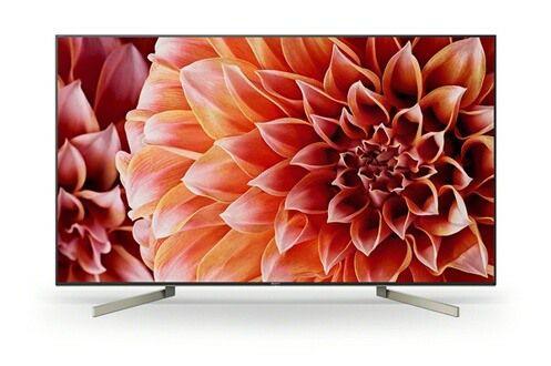 """TV 65"""" Sony KD-65XF9005 - 4K UHD, full LED, Smart TV (frontaliers Belgique)"""