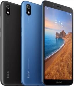 """Smartphone 5.45"""" Xiaomi Redmi 7A - 2Go de RAM, 32Go de ROM (sans B28)"""
