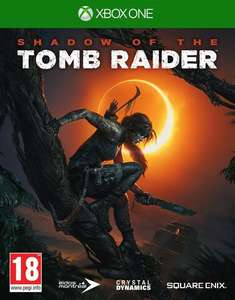 Jeu Shadow of The Tomb Raider Soft Bundle sur Xbox One
