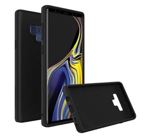 Coque RhinoshieldSolidSuit  pour Samsung Galaxy Note 9 - Noir