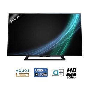 """TV 40"""" Sharp LC-40LE510E - LED, Full HD"""
