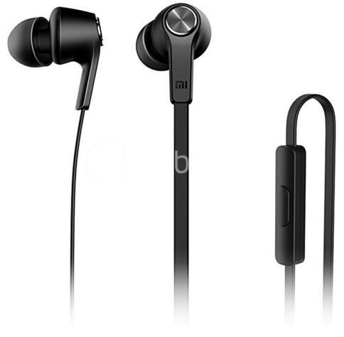 Ecouteurs intra-auriculaires Xiaomi Piston Dazzle Edition - Noir