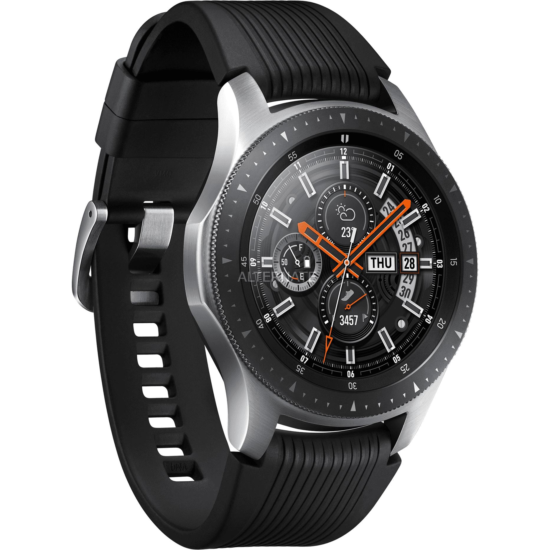 Montre connectée Samsung Galaxy Watch - 46mm (+34,33€ en Superpoints)